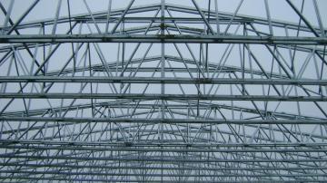 Крыша фасовочного цеха г. Одесса