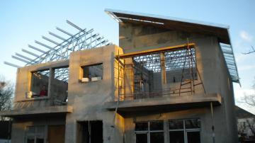 Крыша коттеджа г. Киев р-н. Нивки
