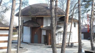 Надстройка второго этажа Черкасская обл. с. Дахновка  «Грибочек»