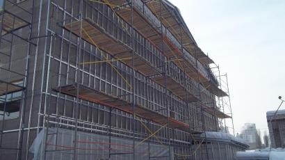 Производство строительного оборудования