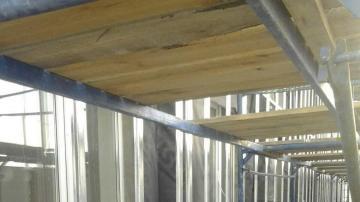 Работы по устройству вентилируемых фасадов