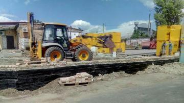 Услуги по производству общестроительных работ